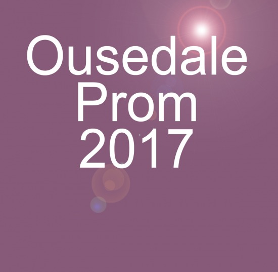 Ousedale Prom 2017