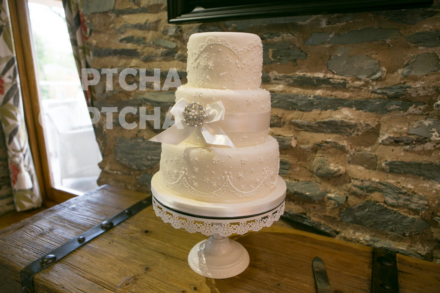 Wedding Cakes - making it personal to you!